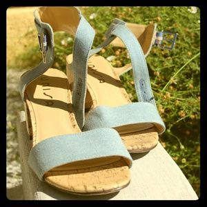 Unisa Wedge Heels